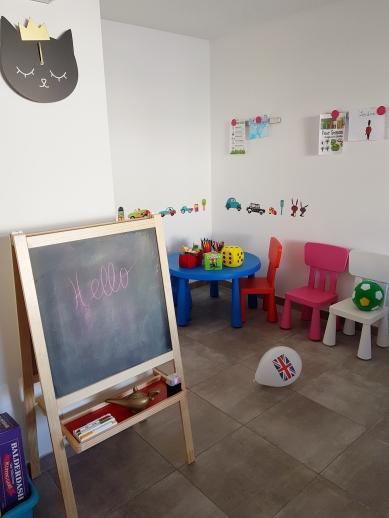 kid area